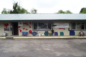 Concrete Specialty Supply Store